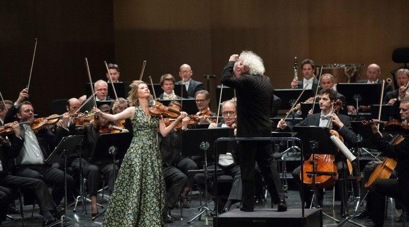 Foto: © ZDF/SWR/Michael Gregonowits/Festspielhaus Baden-Baden