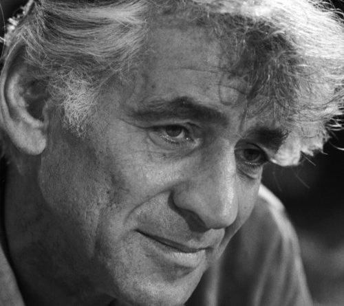 Leonard Bernstein (Foto: Wikipedia, gemeinfrei)