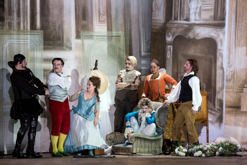 © Foto: ZDF/ORF/RAI/Brescia e Amisano/Teatro alla Scala