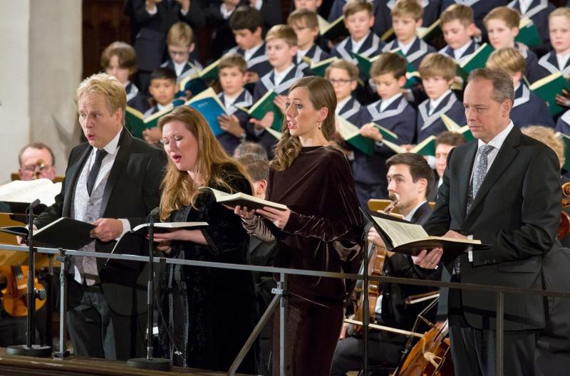 Thomanerchor Weihnachtsoratorium 2021